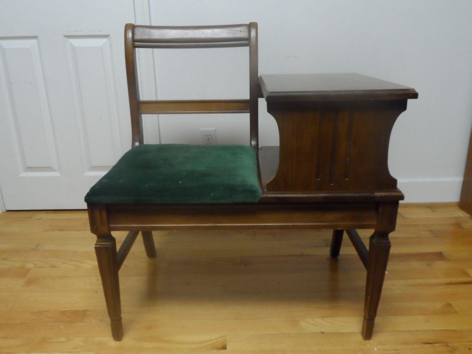 Vintage Telephone Tables   GUIDE VINTAGE FURNITURE