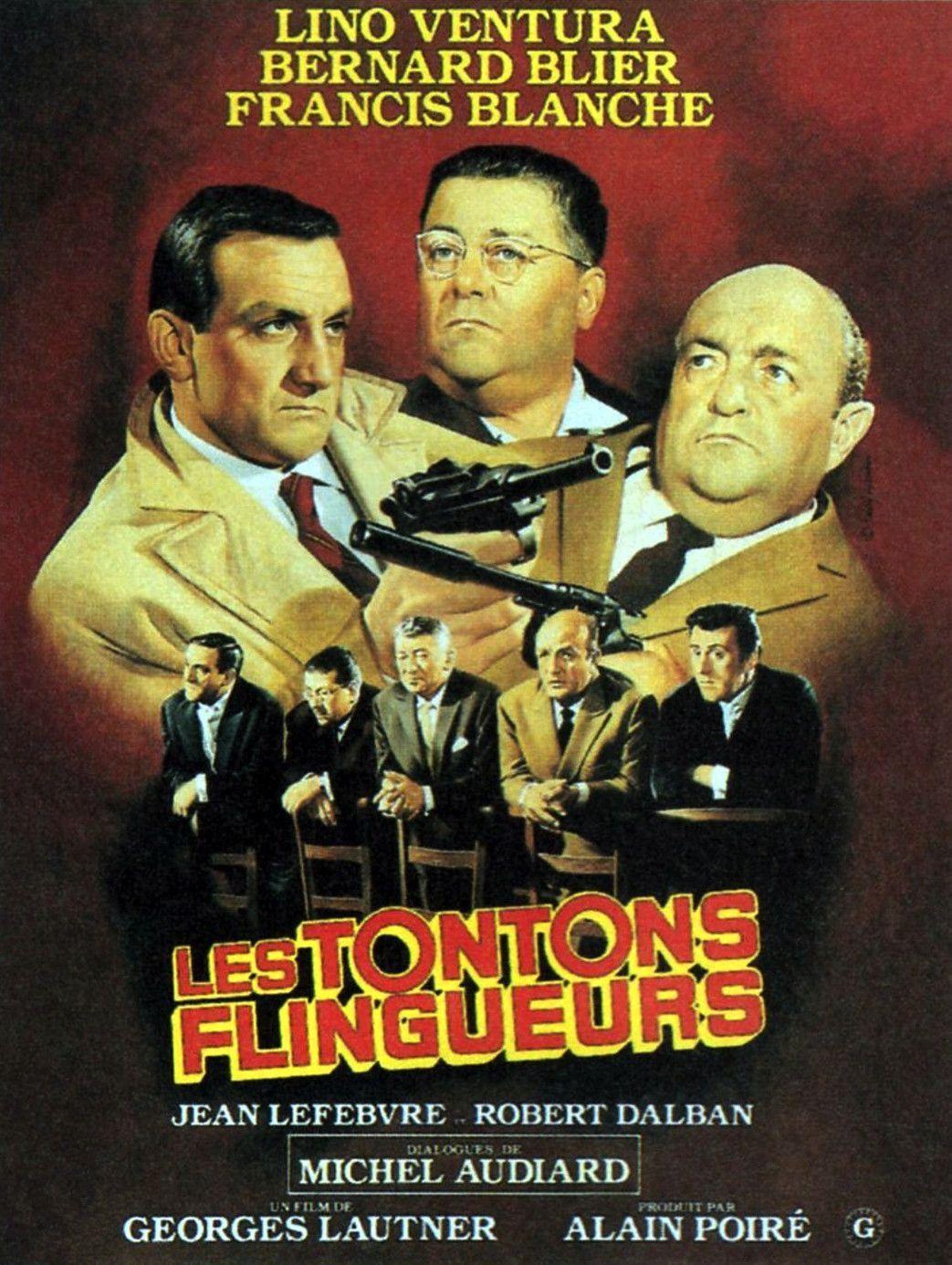 1953 Les Tontons Flingueurs dieulois