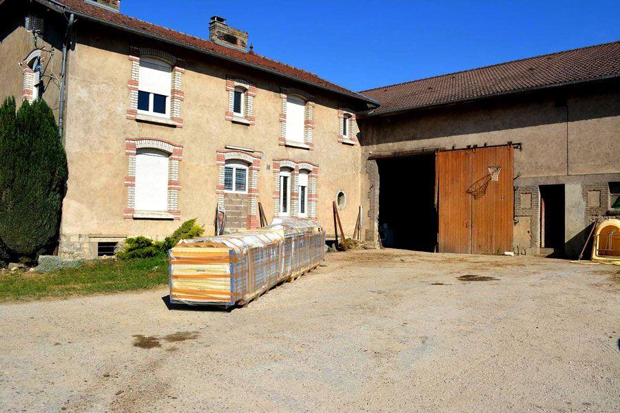 DIY prefabricated building dairy farm Building