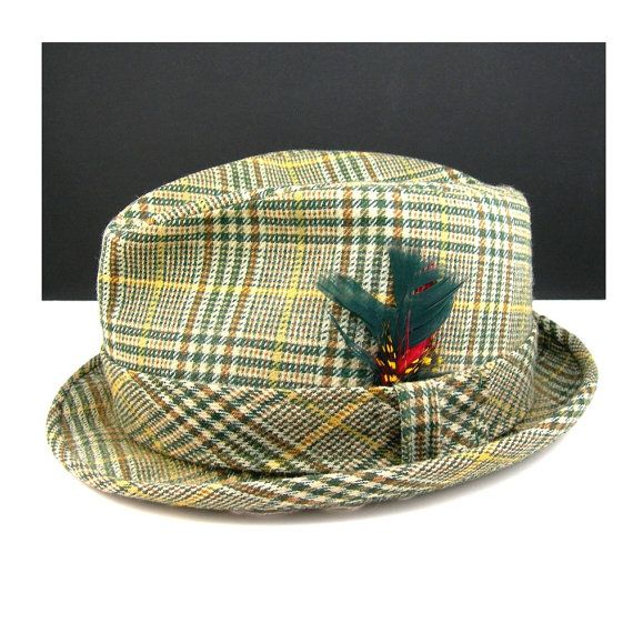 8382fc6bd41f2 ... get mens wool fedora hat by pendleton woolen mills of portland oregon.  made of 100