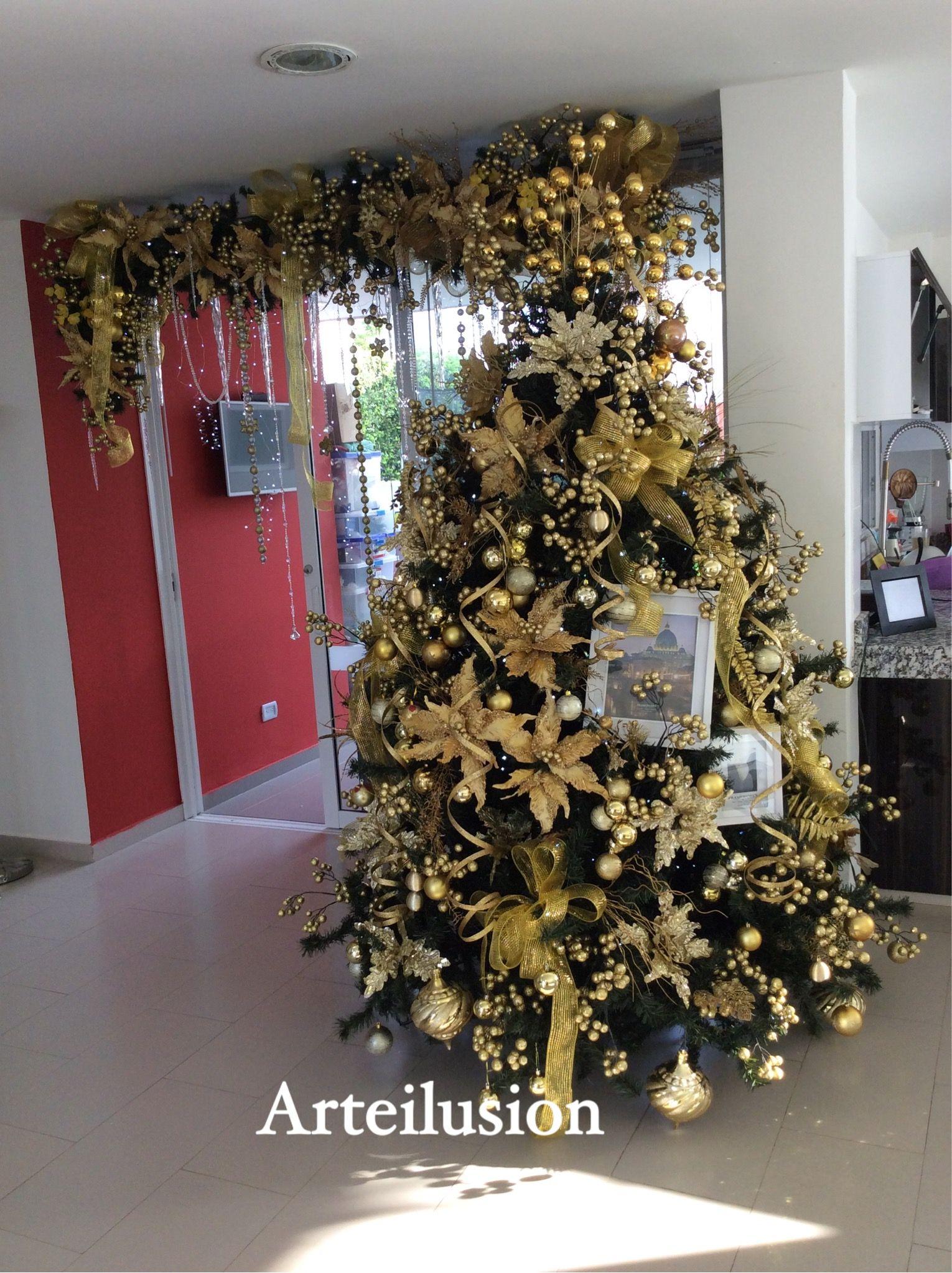 Pin de shirley murphy en christmas tree navidad moderna - Decoracion navidad moderna ...