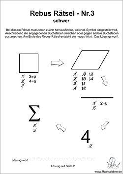 Rebus schwer   német   Pinterest   Rätsel
