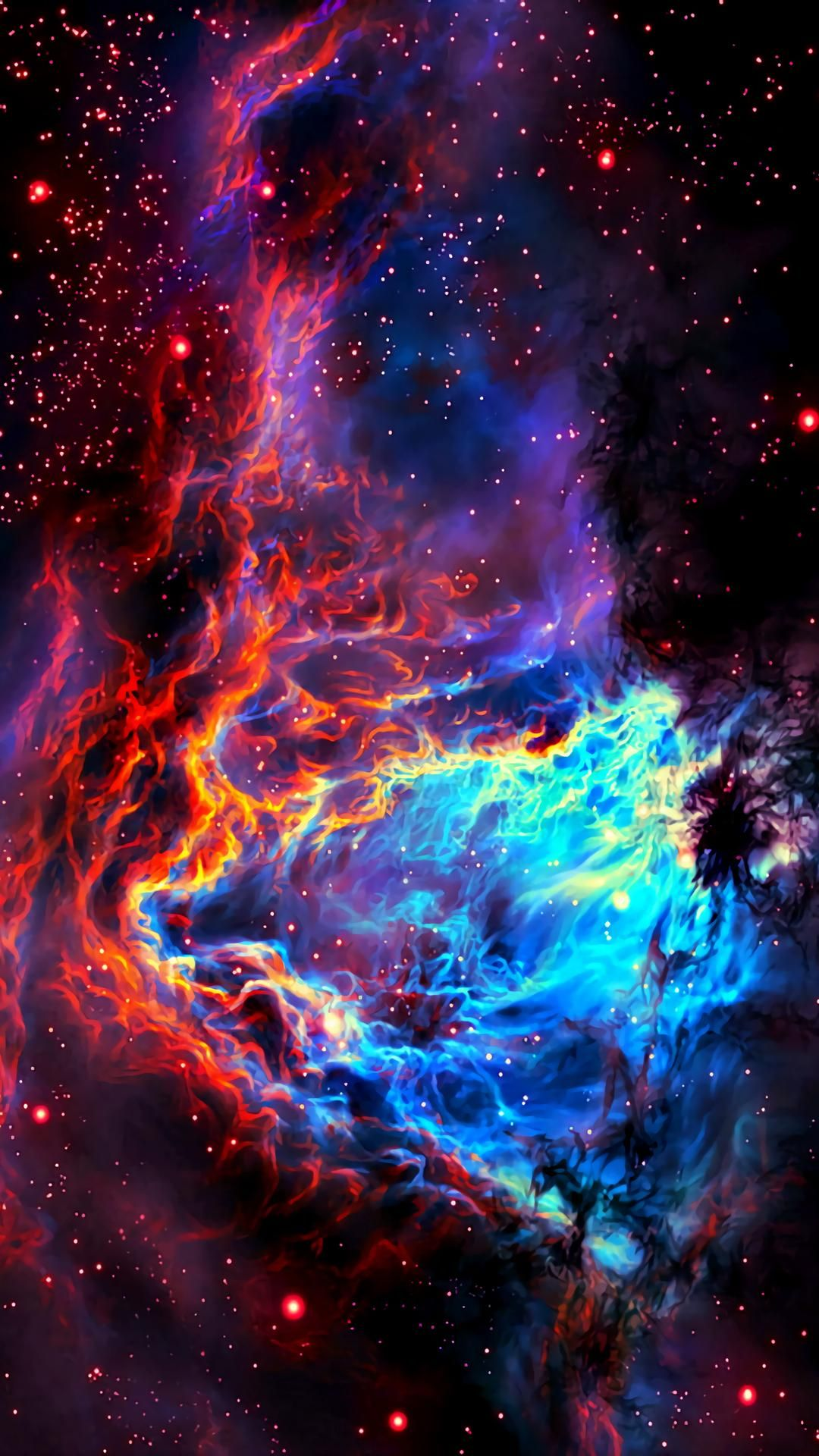 Cosmic birth wallpaper in 2019 spitzer space telescope - Spitzer space telescope wallpaper ...