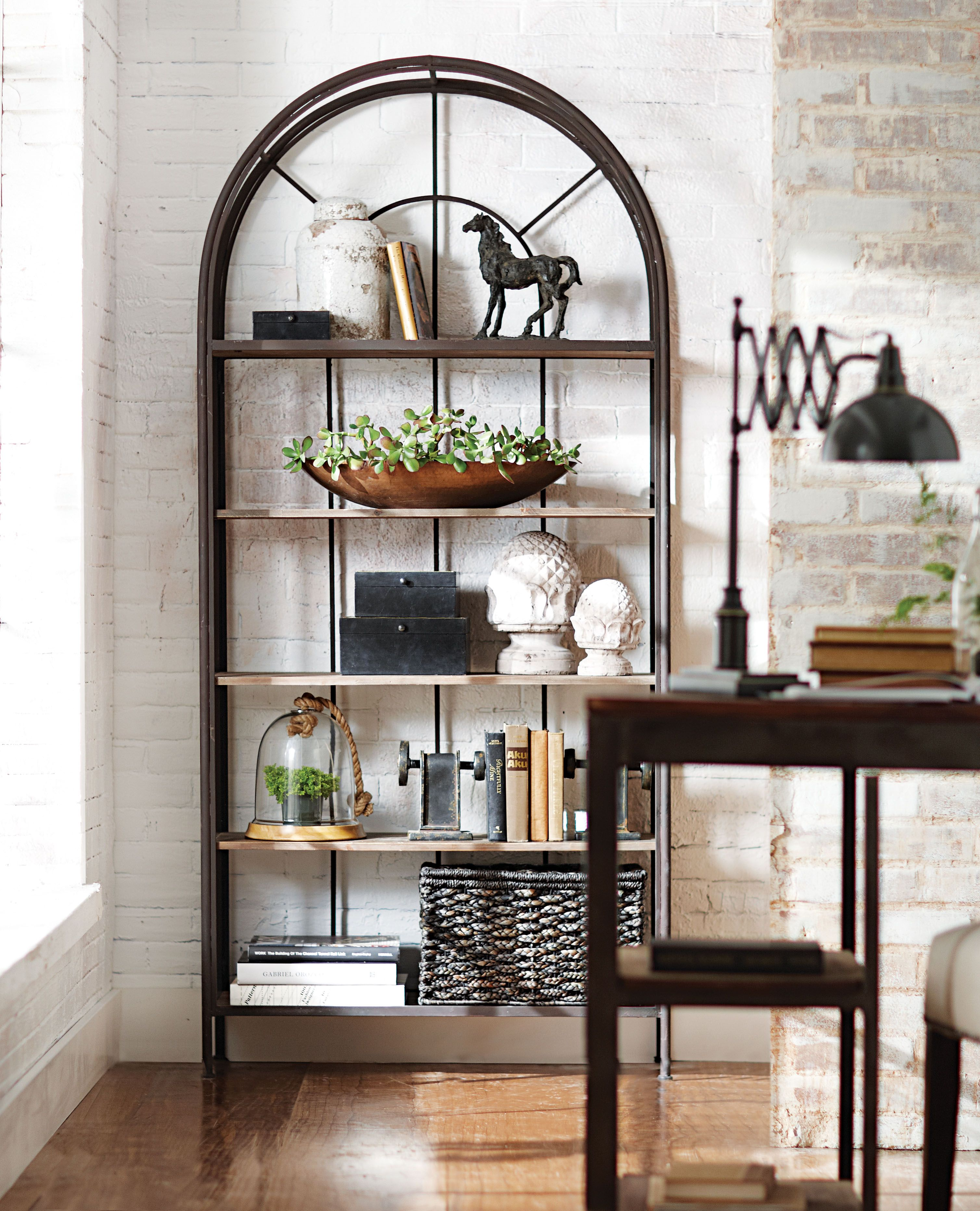 home decorators office furniture. Add An Open Bookcase To A Blank Wall In Your Home Office For Extra Visual Interest Decorators Furniture