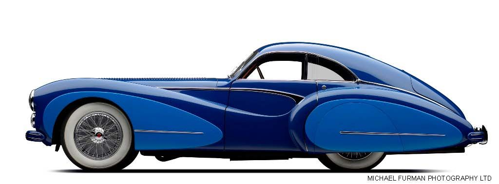1948 Talbot-Lago T26 Grand Sport Coupe