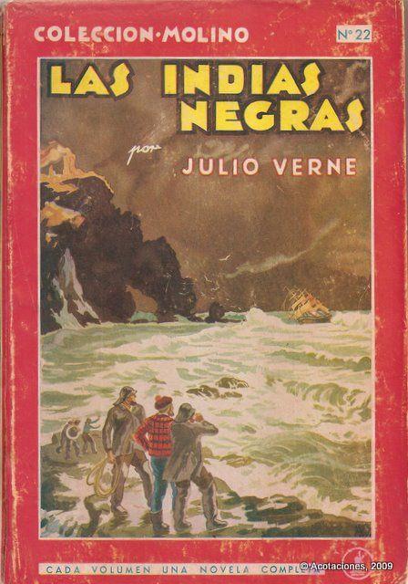Las Indias Negras Julio Verne Playbill Amiens Broadway