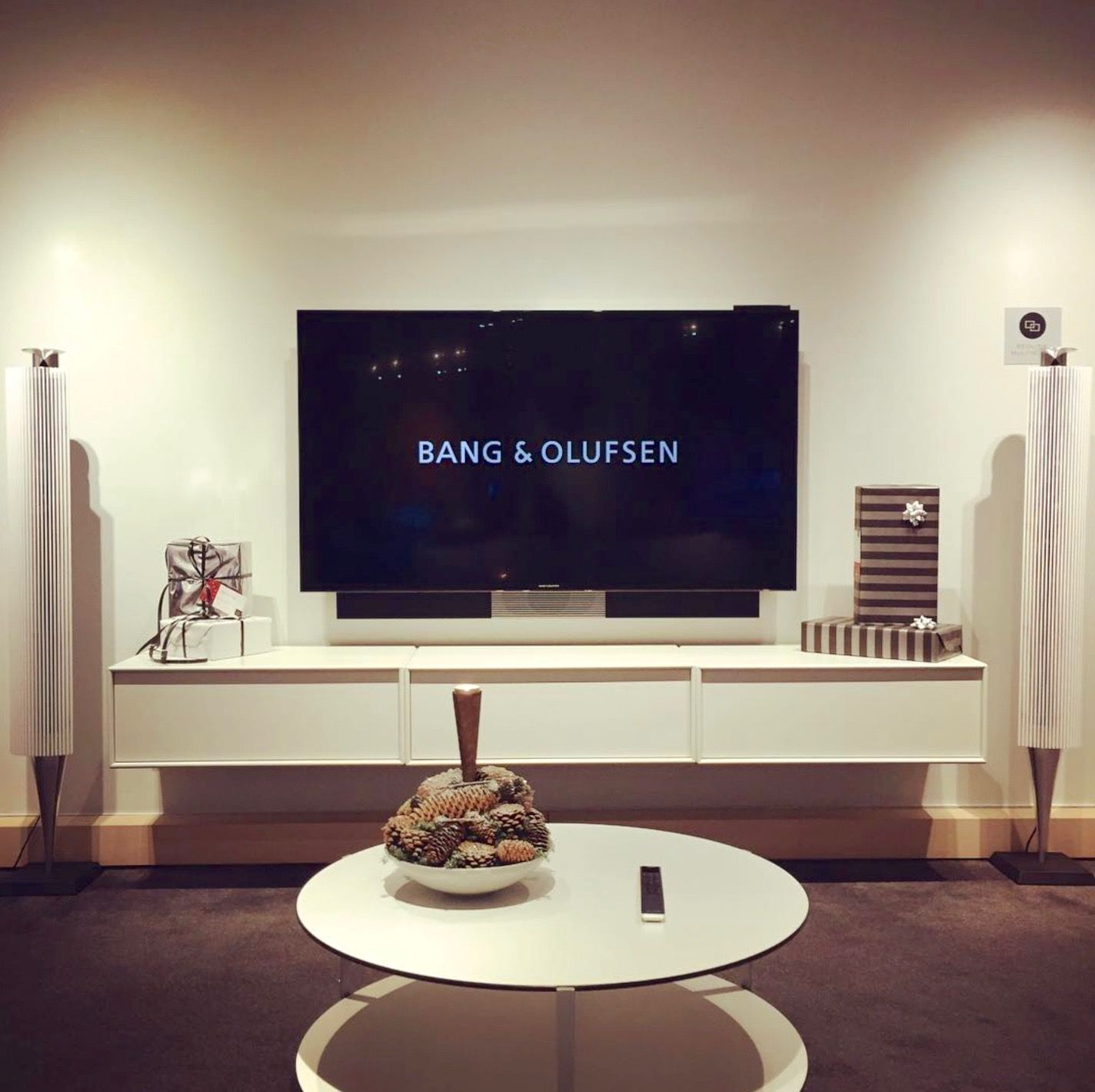 Cool Bang Olufsen Setup Shared By Bang Olufsen Aalborg  # Deco Table Tele Plus Homecimema