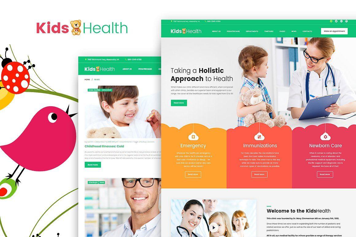 KidsHealth Kids Clinic Kids health, Holistic approach