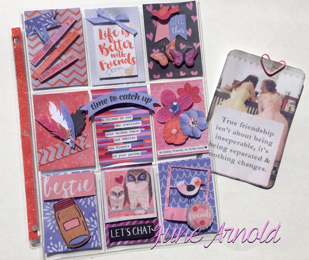Received Pocket Letter  Theme Girlfriend  Best Friend