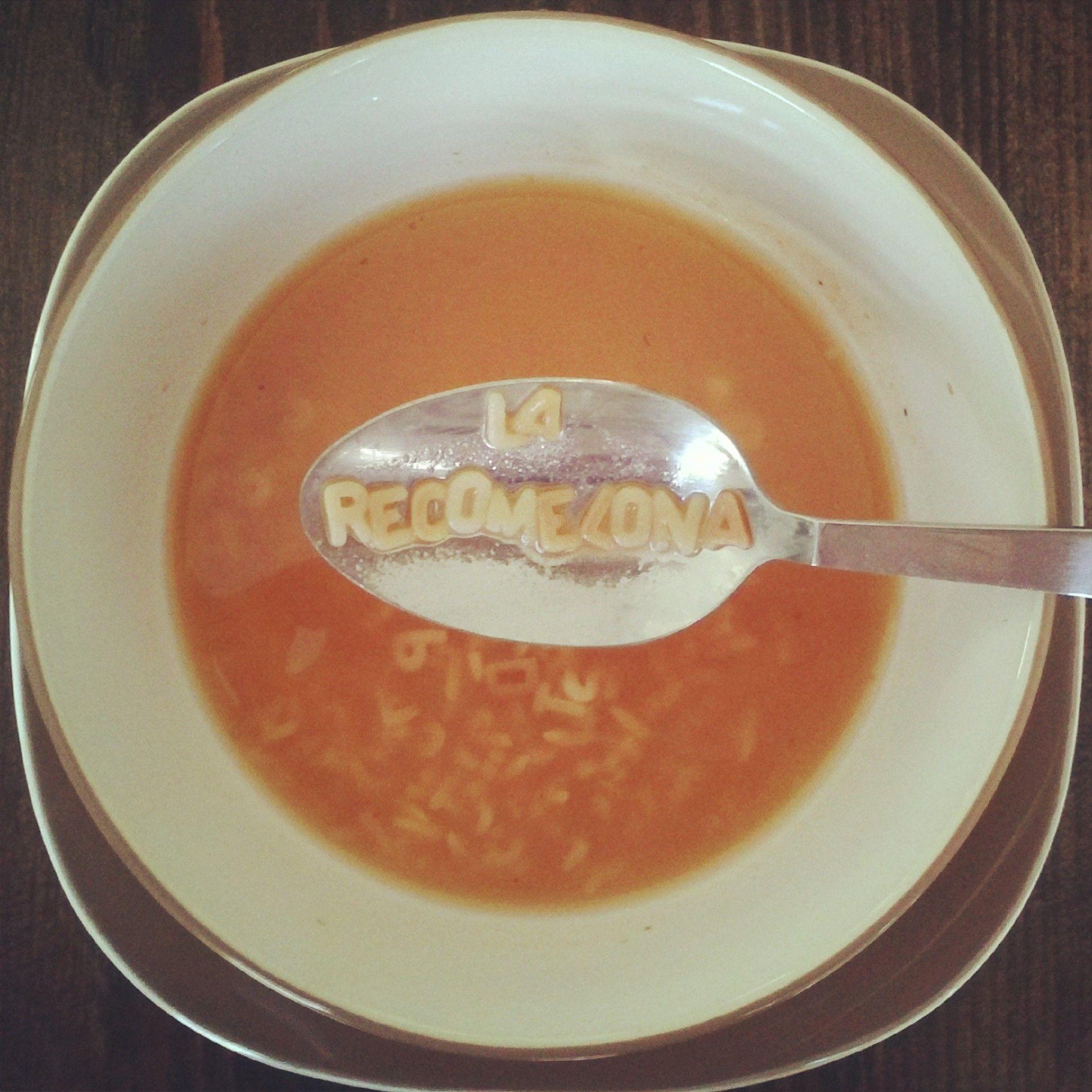 Recetas fáciles y ricas, siguenos:  www.recomelona.wordpress.com en Facebook.com/LaRecomelona