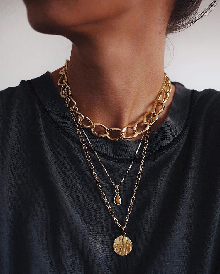 Pin by Noa Agassi on jewelry | Statement jewelry, Minimalist