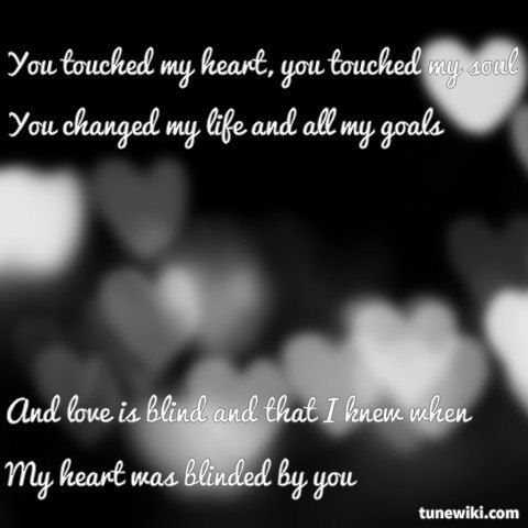 Goodbye My Lover By James Blunt You Changed My Life Song Quotes Words