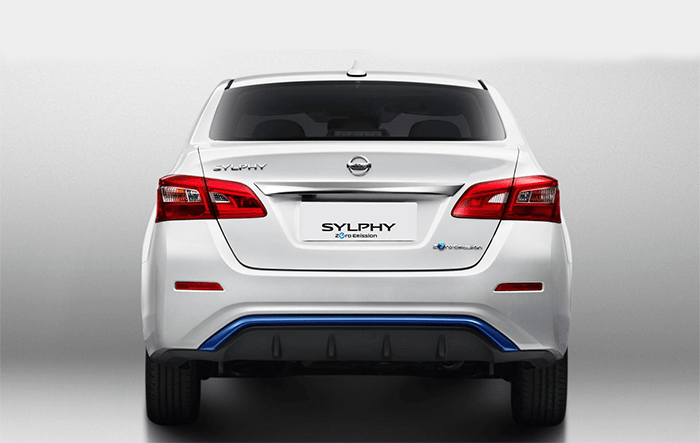 The 2019 Nissan Sylphy As The Fourth Generation And Known In The Us As Sentra Is Now Ready To Produce For International Market Six Years After The Start Of P