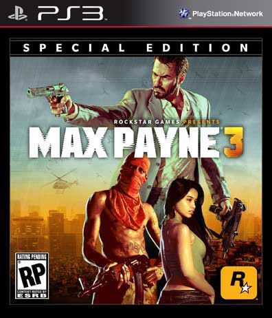 Take 2 Interactive PS3 - Max Payne 3 Special Edition, Brown