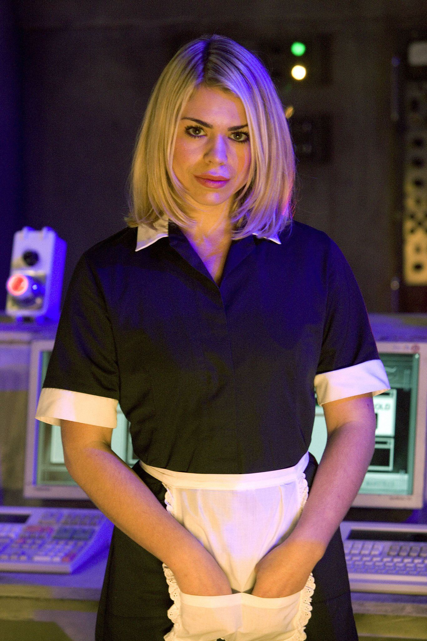 Doctor Who 2x0506 The Rise of the Cybermen & Age of