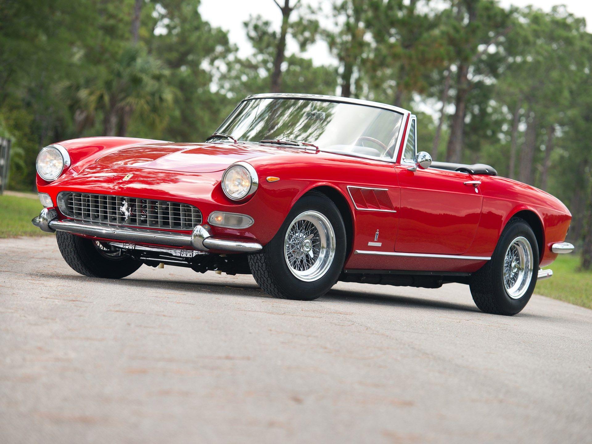 Ferrari 275 Gts 1965 Auto Classiche Auto D Epoca Auto