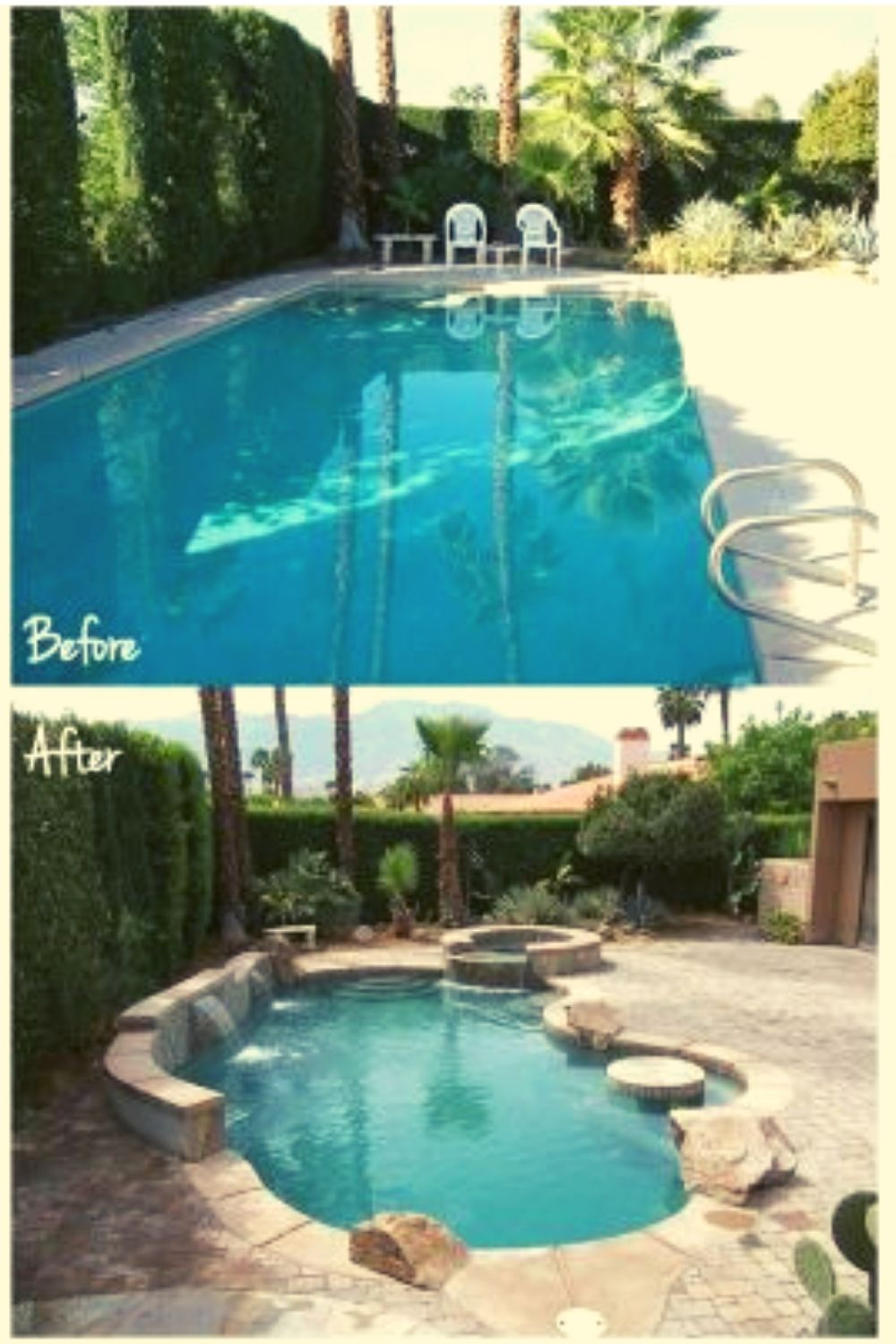 26 Cheap Pool Remodeling Products Renovation Before And ...