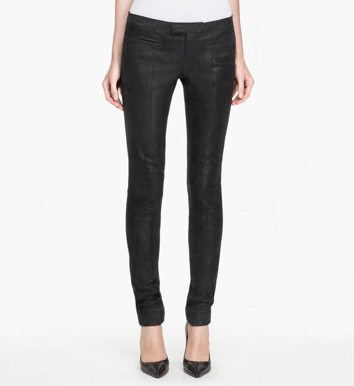 1ae2da5319d4d0 Helmut Lang Patina Stretch Leather Pant on shopstyle.com | clothing ...