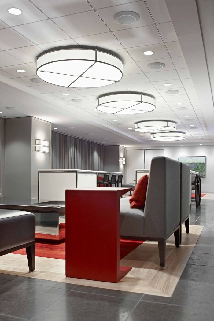 Pipeline Company Offices Calgary Office Snapshots Office Design Design Modular Lounges