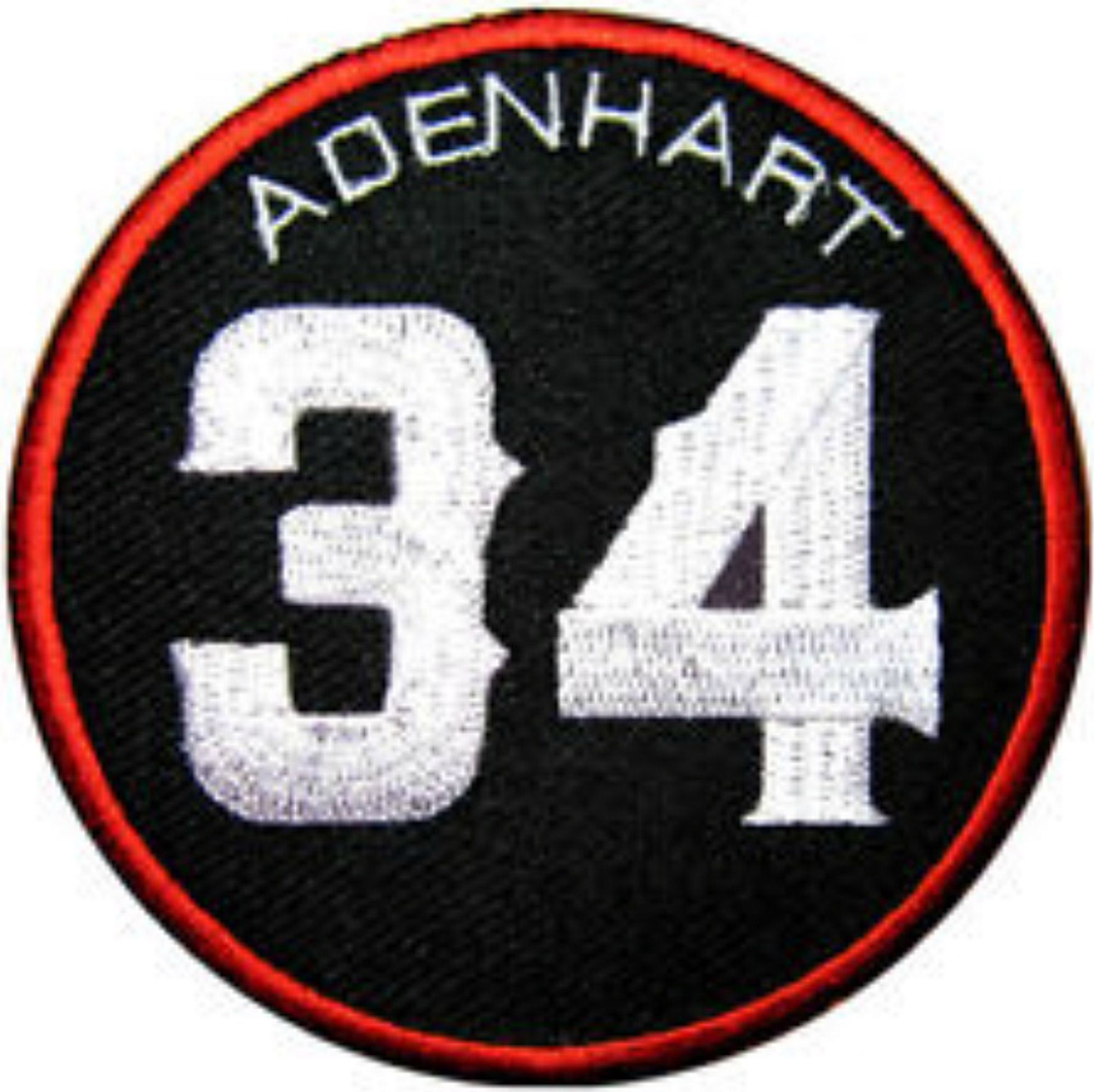 finest selection 8d548 089b8 Nick Adenhart Memorial Patch   Jersey Patches   Anaheim los ...