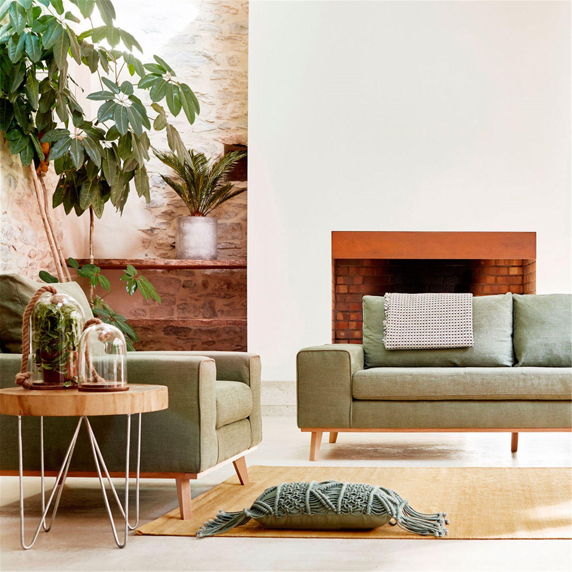 alinea : polowa bout de canapé en rondin de bois h20cm - #alinea