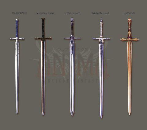 Pin On Weapon In 2020 Knight Sword Fantasy Sword Sword Design