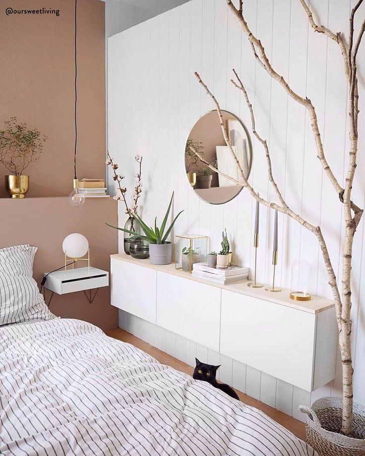 Zoals jij beeldschoon ontwaakt uit een schoonheidsslaapje, ontwaakt je slaapkame... #décorationmaisoncocooning