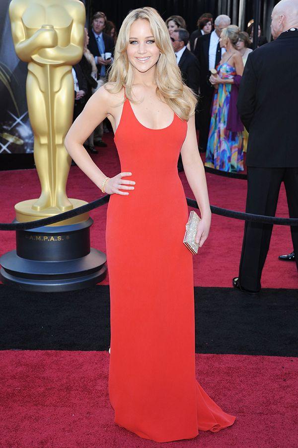 Jennifer Lawrence Effect - Oscars, Awards, Hunger Games ...