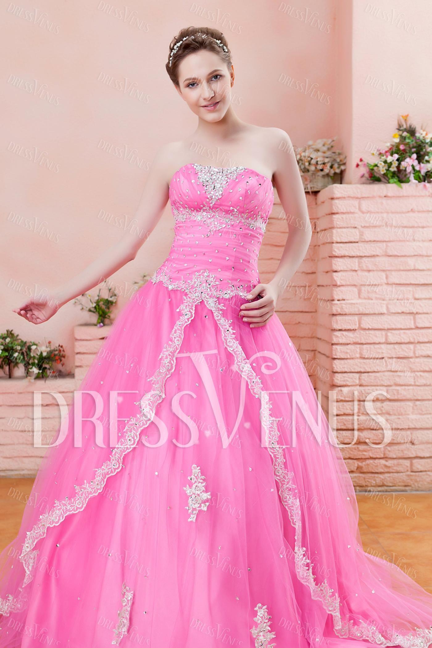 Pink #Dress . | Lillis | Pinterest | Vestidos bonitos, Rosa y Vestidos