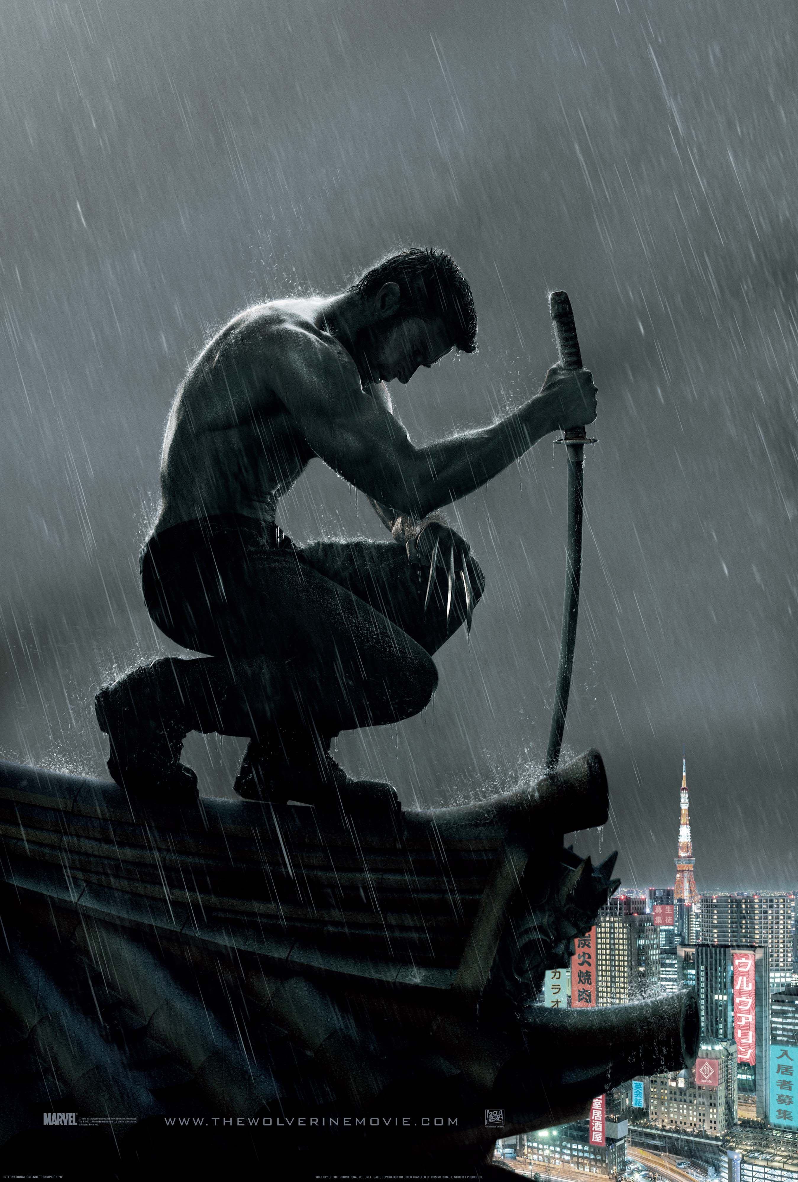 Finally Full Trailer of The Wolverine is Here With Hugh