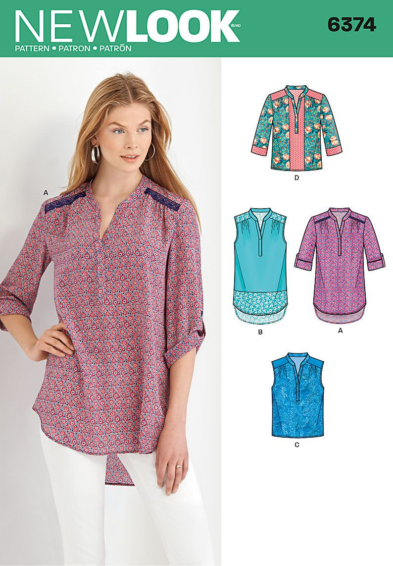 256cfebe8f Simplicity Creative Group - Misses  Shirts with Sleeve and Length Options