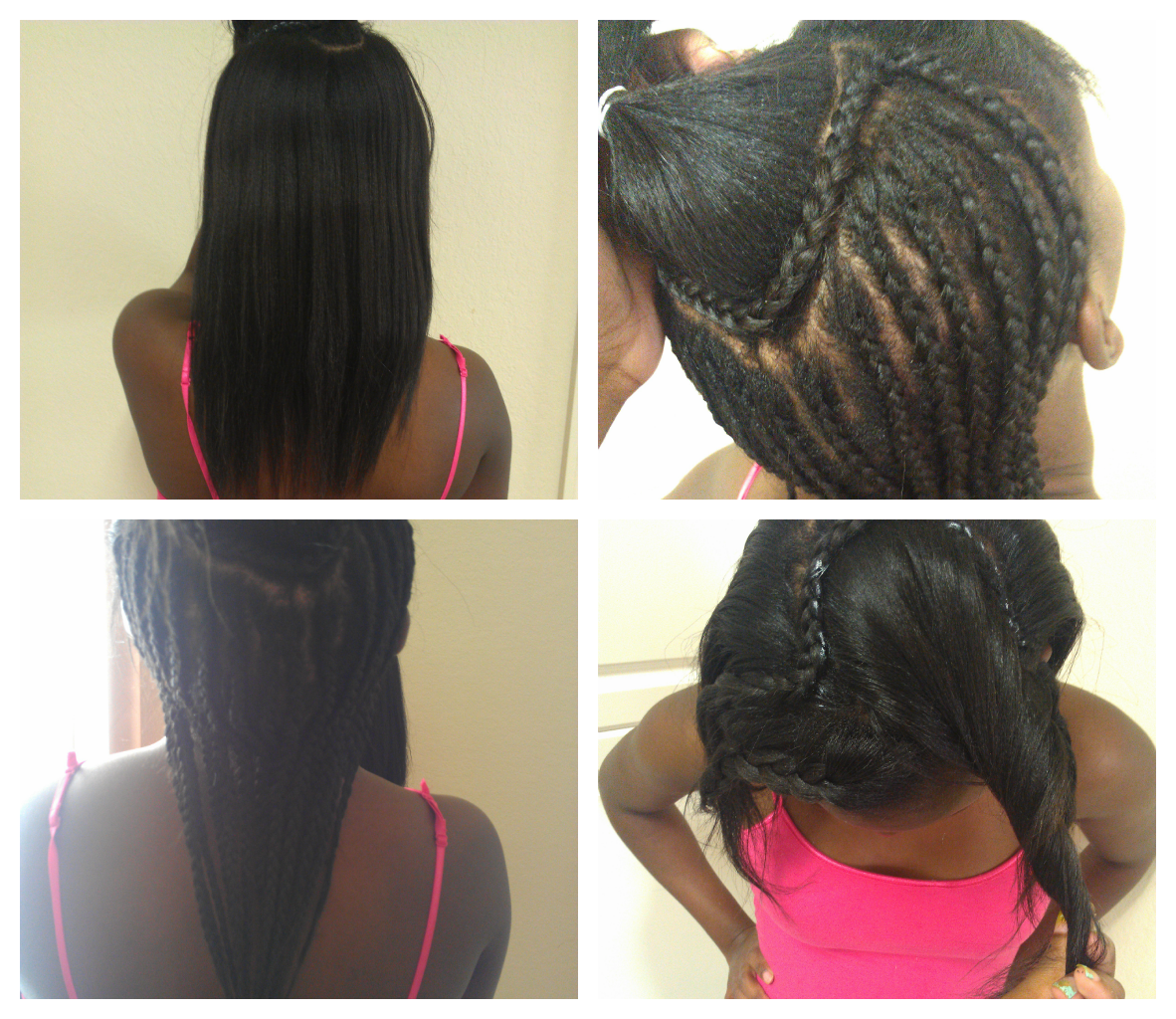 Junk with ice hair pinterest bobs bob sew in steps i did a sew in on my sister today and i decided to take pictures of all the steps jeuxipadfo Images