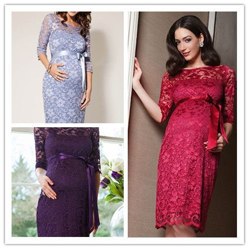 Find More Evening Dresses Information about Popular Pregnant Women ...