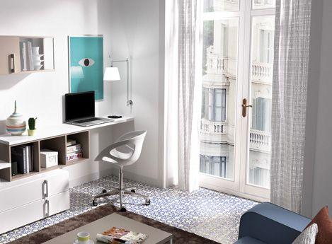 Muebles con #escritorio. mueble de la colección eko s de kibuc ...
