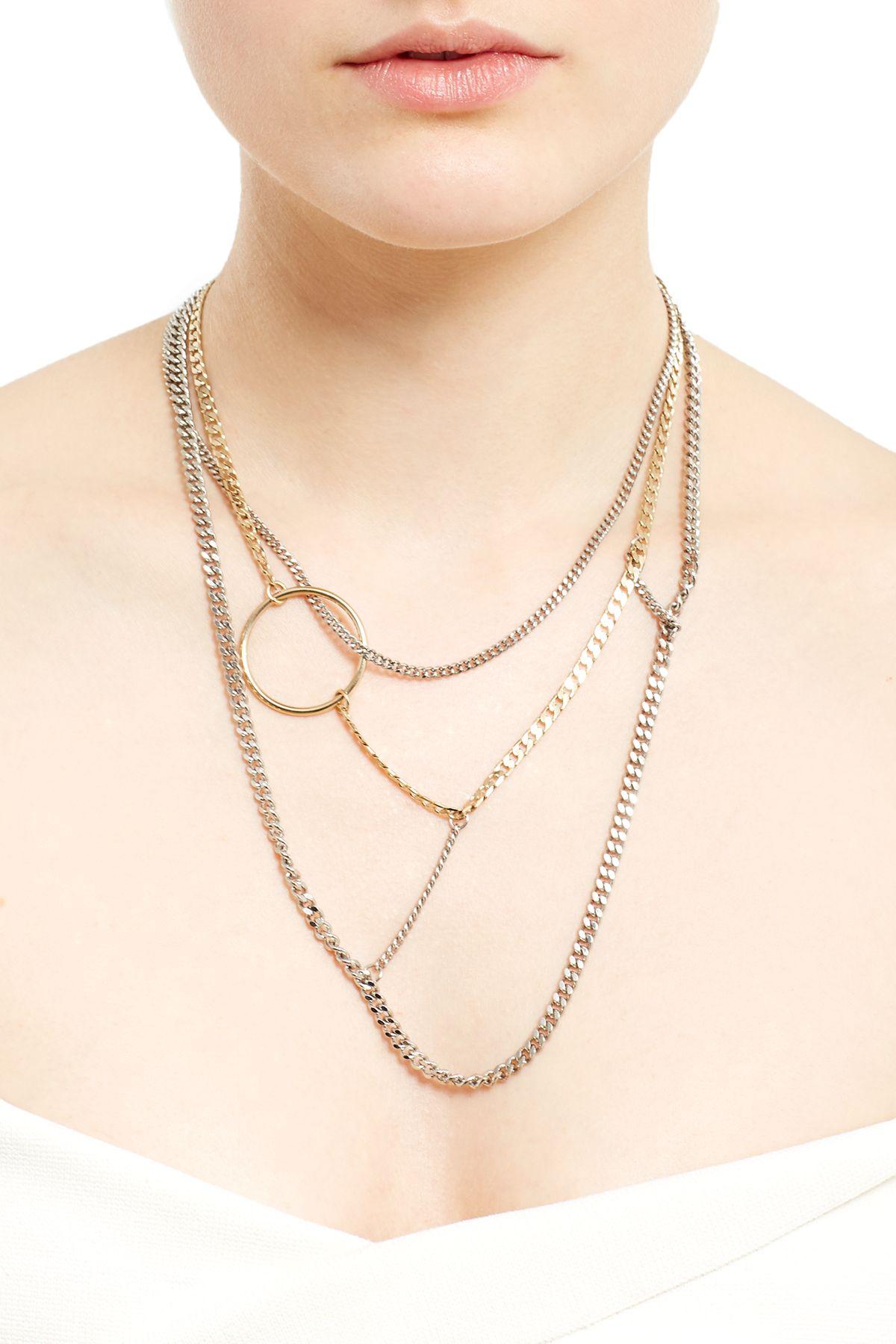 Justine Clenquet Naomie Choker - WOMEN - Jewelry - Justine Clenquet - OPENING…