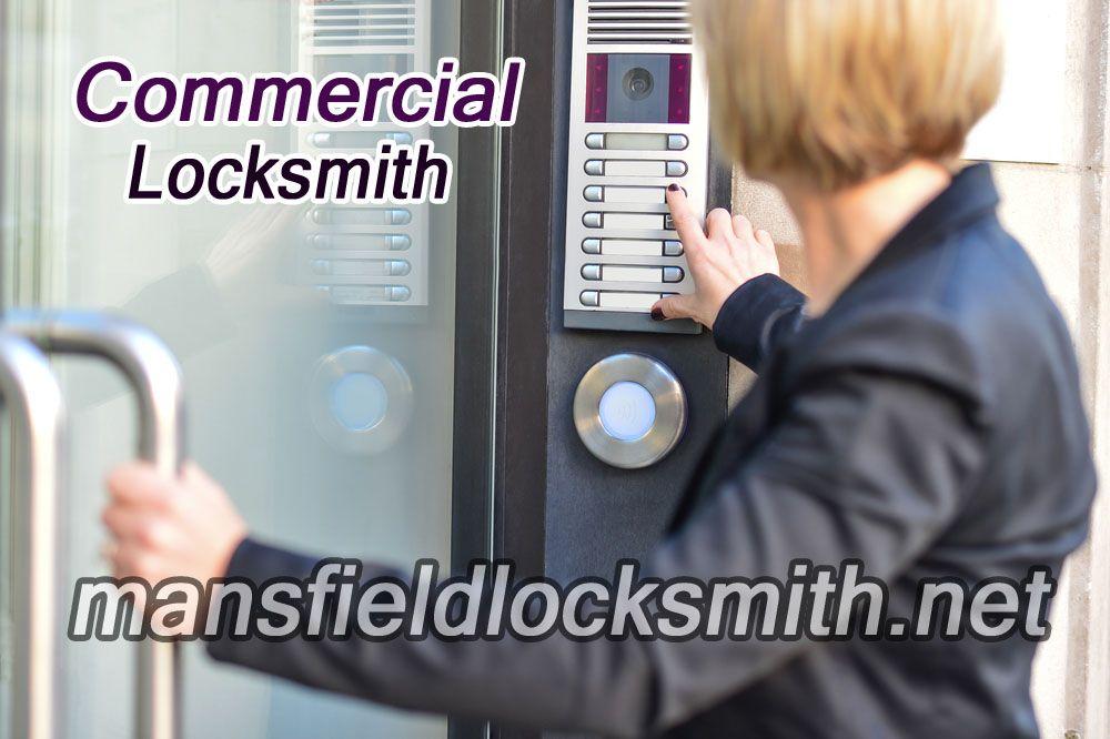 Locksmith mansfield commercial locksmith locksmith