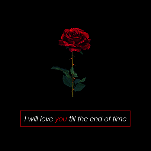 Rose Quotes And Red Image Black Aesthetic Quote Aesthetic Dark Aesthetic