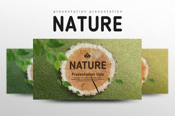 Nature presentation templates template and powerpoint nature powerpoint presentation template contains nature and eco friendly looking slides by toneelgroepblik Images