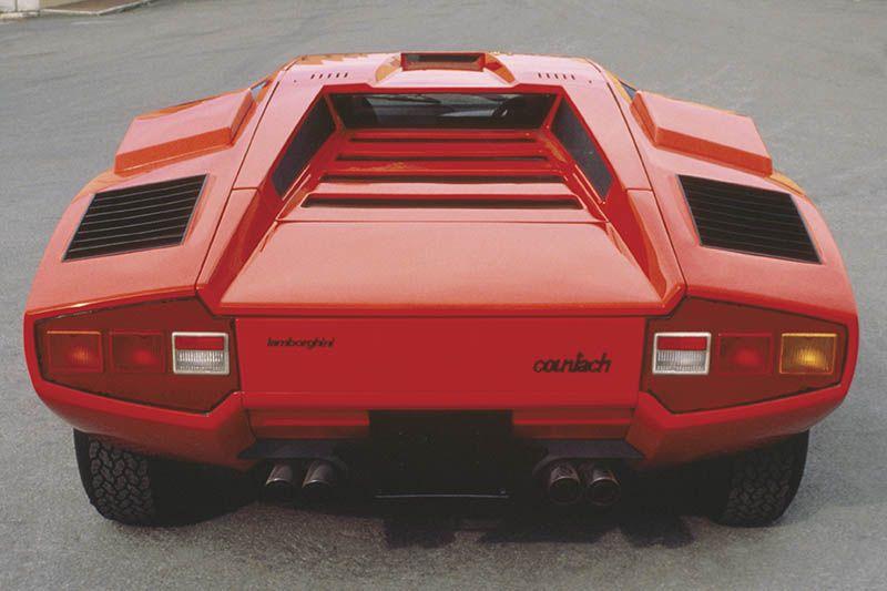 The Birth Of The Supercar The 1970s Lamborghini Countach Lamborghini Classic Cars