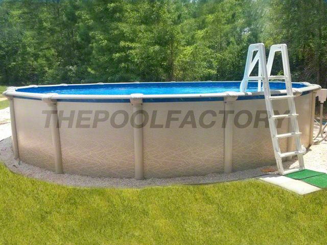 The Saltwater 5000 Is An Aboveground Pool That Is Safe To Use With A Salt System Thepoolfactory Best Above Ground Pool Above Ground Pool In Ground Pools