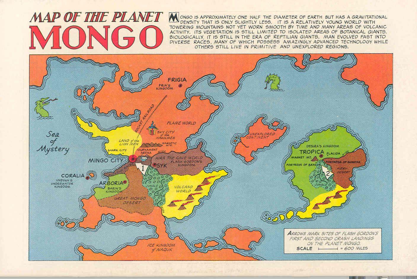 Blog4mongomapjpg 1407941 pixels Map of the Plant MONGO Flash