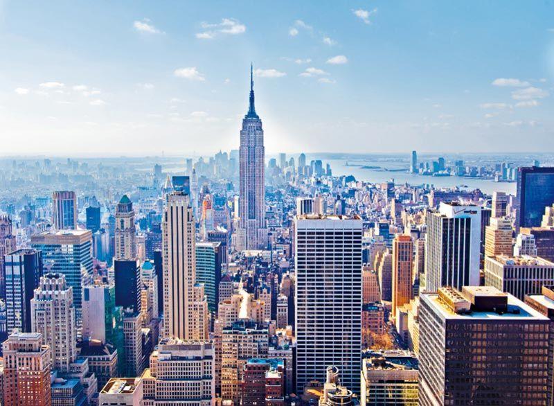 New York, 2000 pcs Cities Jigsaw Puzzle