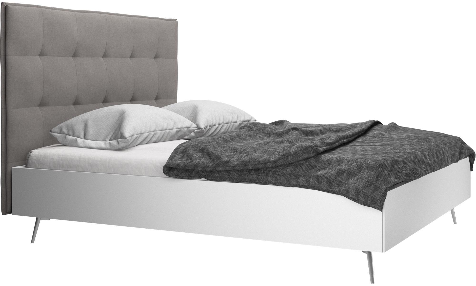 Lugano Bett Lattenrost Und Matratze Gegen Aufpreis Bett Mit Lattenrost Bett Modern Bett Ideen