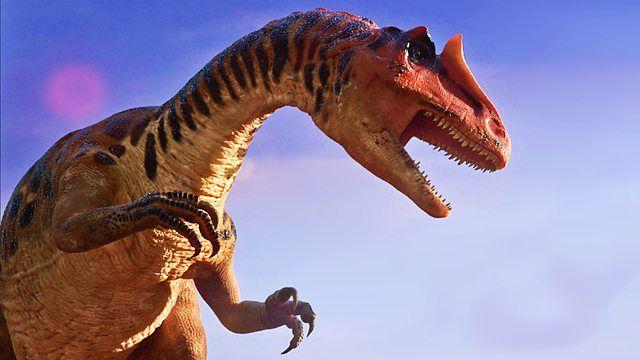 Allosaurus   Prehistoric animals, Extinct animals, Animals