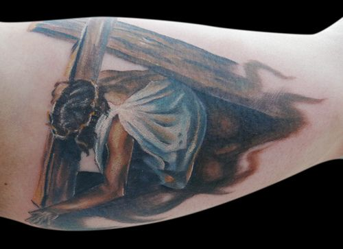 heartbreaking   Tattoos that I\'ll probably never get   Jesus ...