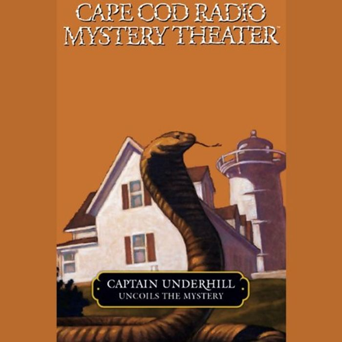 Listen to Cape Cod Radio Mystery Theater: Captain Underhill Uncoils the Mystery (Dramatized) audiobook by Steven Thomas Oney #fullcast #dramatization HighBridge, a division of Recorded Books | Retired police captain Waverly Underhill and his sidekick, Doctor Scofield, uncoil the mystery in two chilling adventures. Heard on public radio, each is a contemporary tale in the classic tradition of  The Shadow, with a full cast, original music, and sound effects.  The WhirlpoolUnderhill and Scofield of