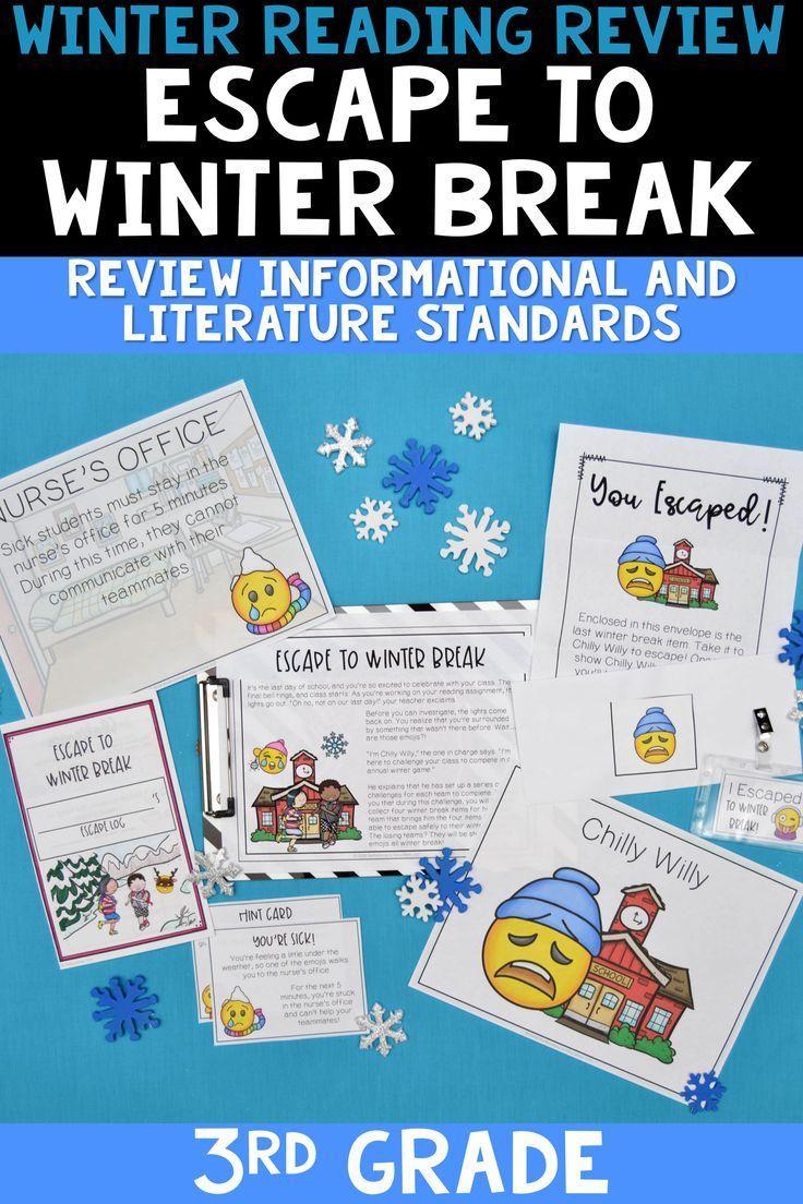 Winter Break Escape the Classroom