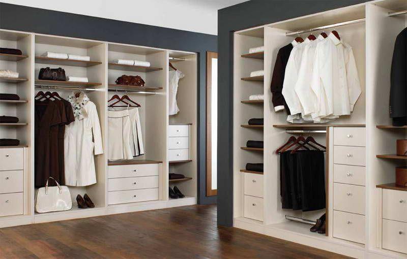 Small Bedroom Organization Ideas With Wardrobe Interior Design