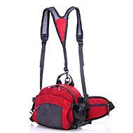 <10 L Magväskor / Backpacker-ryggsäckar / Ryggsäckar till dagsturer / Mobilväska / Cykling Ryggsäck / ryggsäckCamping / Klättring / – SEK Kr. 225
