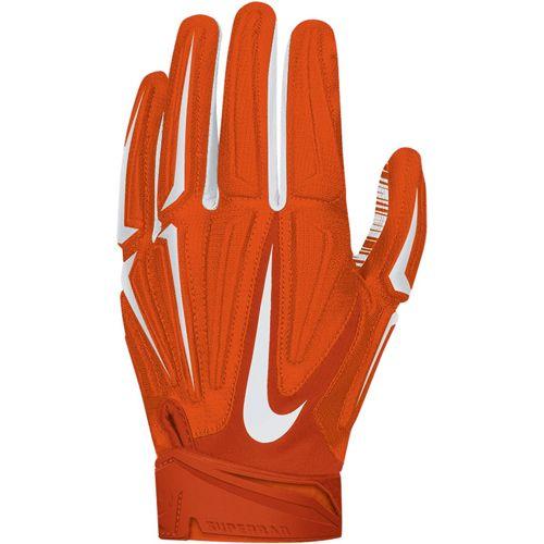 Nike Superbad 3 0 Men S Receiver Gloves Team Orange Football Gloves Gloves Football Accessories